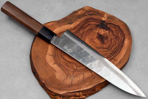 """סכין שף (גיוטו) יושידה 210מ""""מ ZDP-189 חלק"""