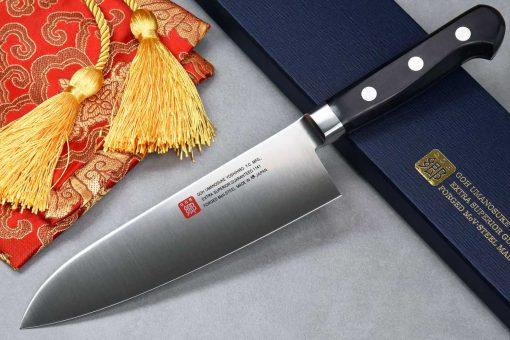"""סכין סנטוקו יאמאוואקי 180מ""""מ AUS8"""