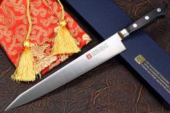 """סכין פריסה (שוג'יהיקי) יאמאוואקי 270מ""""מ AUS8"""