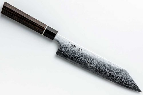 """סכין שף (קיריצ'וקא) קאנצ'וגו 210מ""""מ SG2"""