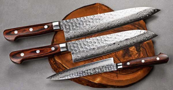 סכיני יאמאוואקי - סדרת VG10