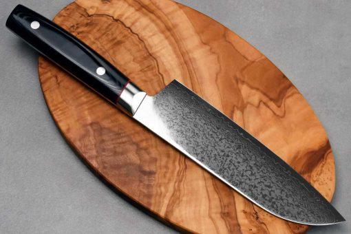 """סכין סנטוקו קאנצ'וגו 170מ""""מ VG10 דמשק"""