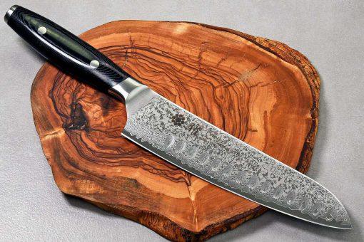 """סכין סנטוקו יקסל 180מ""""מ VG10"""
