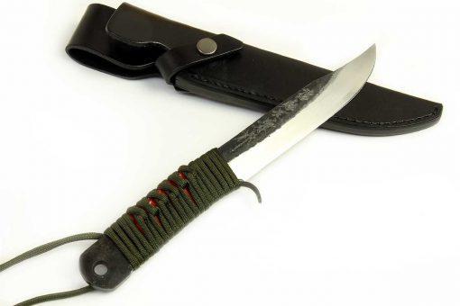 סכין שטח אזומה סיוסאקו Aogami#2