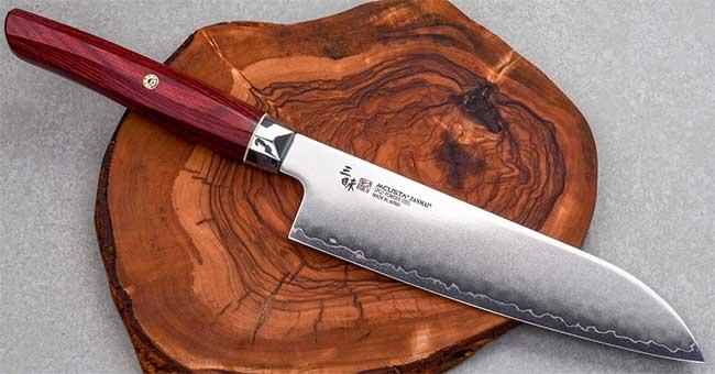 סכין מטבח מסוג סנטוקו