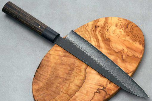 """סכין שף (גיוטו) שיזו 210מ""""מ VG10"""