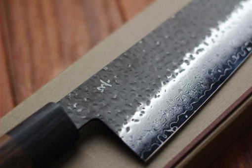 """סכין שף (גיוטו) שיזו 240מ""""מ VG10"""