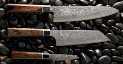 סכיני שף מבית סאנקרפט סדרת VG10 SB