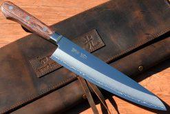 "סכין שף (גיוטו) סאנקראפט 210מ""מ AUS10"