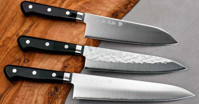 סכיני טאקאמורה - סדרת VG10