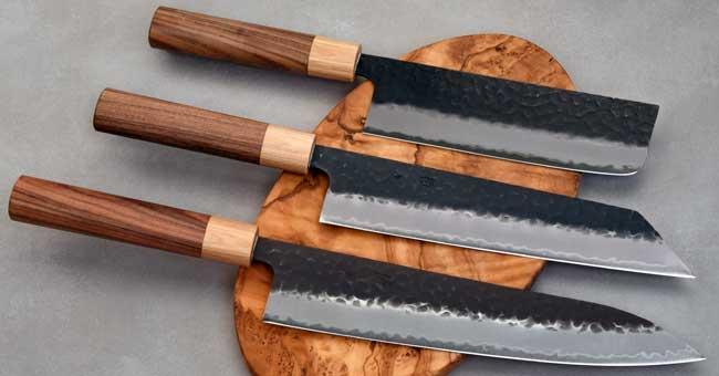 סכיני קובאיאשי - סדרת Aogami Super JPKR