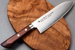 """סכין סנטוקו סאטאקה 165מ""""מ VG10 חלק"""