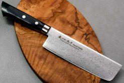 """סכין ירקות (נקירי) סאטאקה 165מ""""מ VG10"""