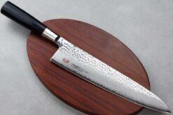 """סכין שף (גיוטו) סאנקראפט 240מ""""מ VG10 SC"""