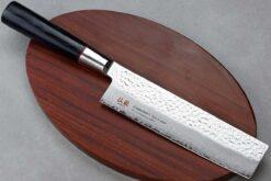 """סכין ירקות (נקירי) סאנקראפט 165מ""""מ VG10 SC"""