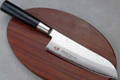 """סכין סנטוקו סאנקראפט 165מ""""מ VG10 SC"""