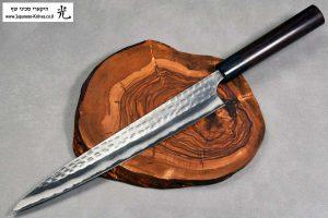 """סכין פריסה (שוג'יהיקי) אנריו 270מ""""מ Aogami#2"""