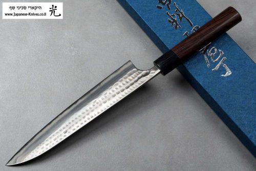 """סכין שף (גיוטו) אנריו 210מ""""מ Aogami#2"""