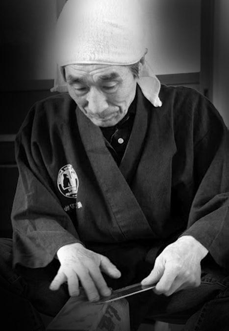 סכיני אנריו קאצושיגה