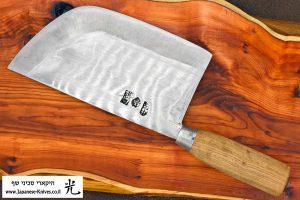 """סכין בשר האו ג'יינג 200מ""""מ 1095"""