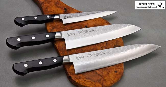 סכיני שף מבית קאנצון