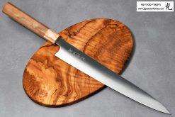 """סכין פריסה (שוג'יהיקי) מאקוטו 270מ""""מ SG2"""