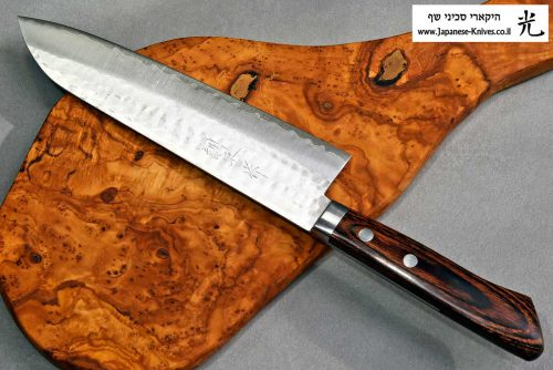 """סכין שף (סנטוקו) מסוטאני 180מ""""מ VG1"""