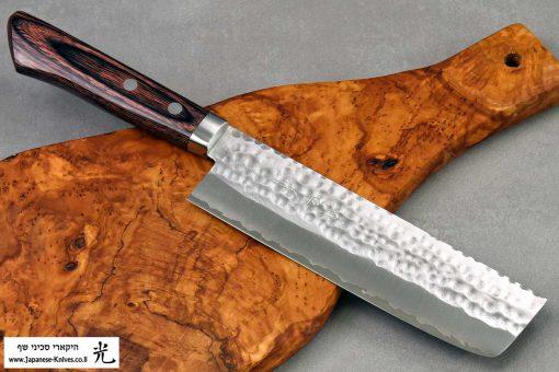 """סכין שף (נקירי) מסוטאני 165מ""""מ VG1"""