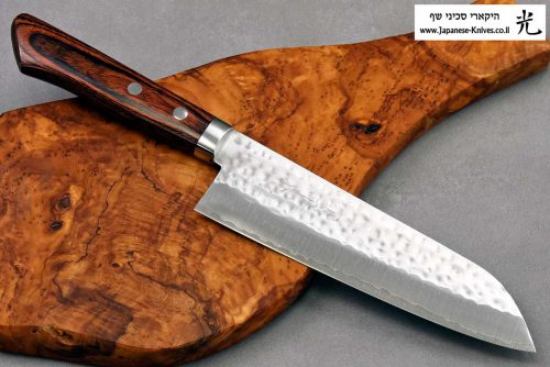 """סכין שף (סנטוקו) מסוטאני 170מ""""מ VG1"""