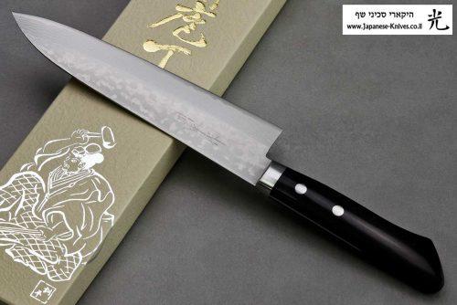 """סכין שף (גיוטו) מסוטאני 180מ""""מ VG10"""