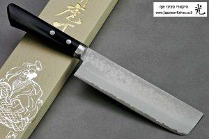 """סכין שף (נקירי) מסוטאני 165מ""""מ VG10"""