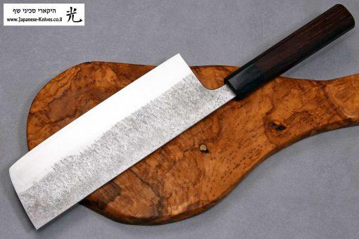 """סכין ירקות (נקירי) אוגטה 180מ""""מ SG2"""