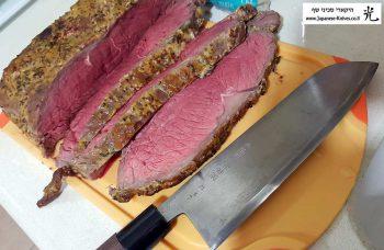 מתכון: רוסטביף סינטה - נתח הבשר פרוס