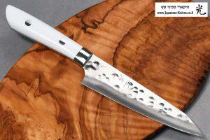 """סכין עזר (פטי) סאג'י 130מ""""מ SRS13 דמשק"""