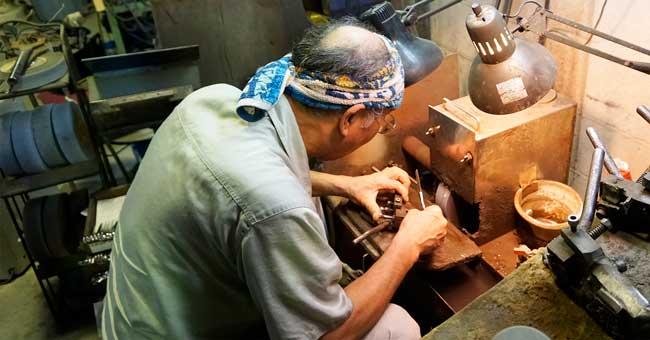 מספרים לשיער - סאנמונג'ו - ביקור במפעל