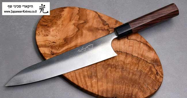 סכיני שף יפניים מבית שיבאטה - סדרת AS