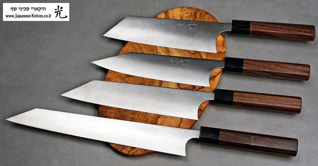 סכיני שף מבית שיבאטה - סדרת SG2