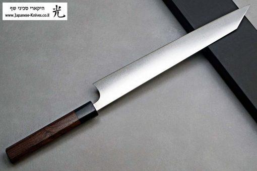 """סכין פריסה (שוג'יהיקי) שיבאטה 270מ""""מ SG2"""