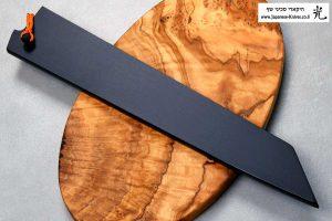 מגן עץ (Saya) לסכין פריסה (שוג'יהיקי) שיבאטה SG2 270