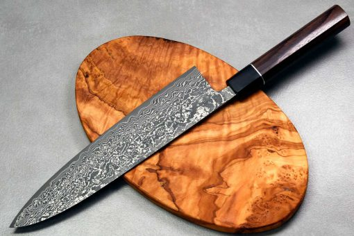 """סכין שף (גיוטו) שירו קאמו 240מ""""מ SG2"""