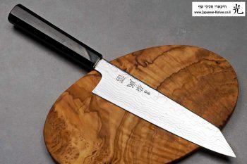 """סכין שף (קיריצ'וקא) סוקנארי 210מ""""מ ZDP-189"""