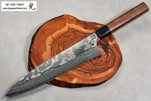 """סכין שף (גיוטו) טאקפו 240מ""""מ SG2"""
