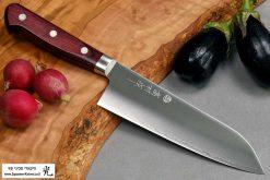 """סכין סנטוקו טאקאמורה 170מ""""מ SG2"""