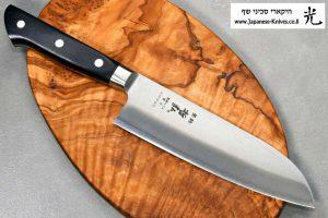 """סכין שף (סנטוקו) טצ'והירו 170מ""""מ SG2"""