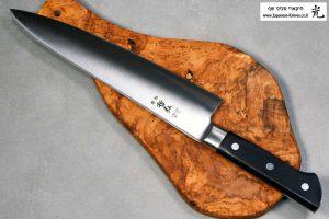 """סכין שף (גיוטו) טצ'והירו 240מ""""מ VG10"""