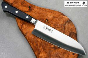 """סכין שף (סנטוקו) טצ'והירו 170מ""""מ VG10"""