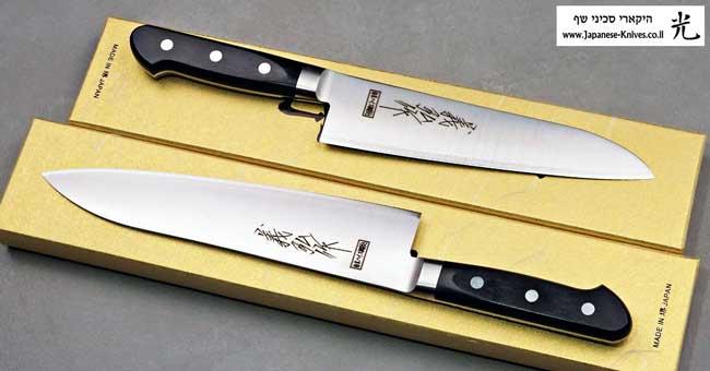 סכיני שף מבית יאמאוואקי - סדרת SRS15