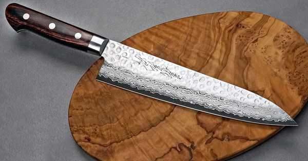 סכין שף מבית יאמאווקי