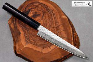 """סכין עזר (פטי) יאמאוואקי 150מ""""מ VG10 ידית יפנית"""