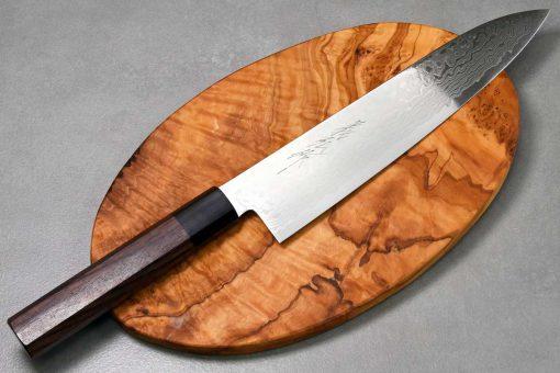 """סכין שף (גיוטו) יאמאוואקי 210מ""""מ ZA18"""